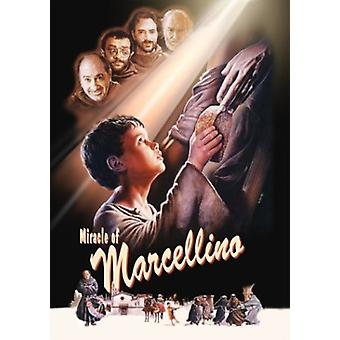 Miracle of Marcellino [DVD] USA import