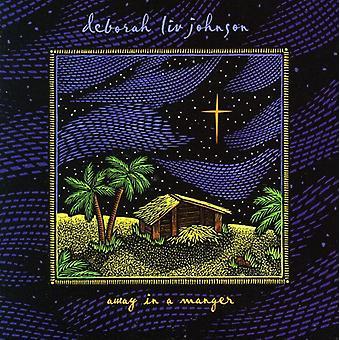 Deborah Liv Johnson - Away in a Manger [CD] USA import