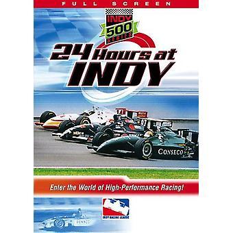 24 timer på Indy [DVD] USA import