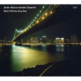 John Abercrombie - Wait Till You See Her [CD] USA import