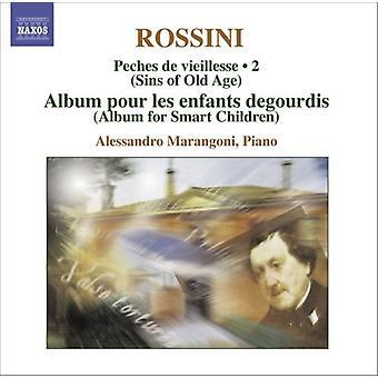 Rossini/G. - Rossini: Complete Piano Music, Vol. 2 [CD] USA import