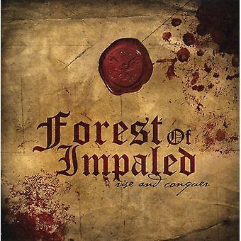 Skov af Impaled - anledning & Conquer [CD] USA import