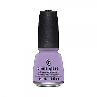 Kina glasyr China Glaze polska staden blomstra Collection - Lotus Begin