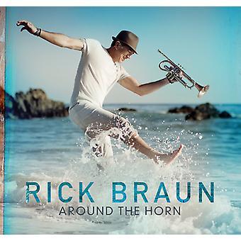 Rick Braun - Around the Horn [CD] USA import