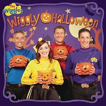 Wiggles - Wiggly Halloween [CD] USA importerer