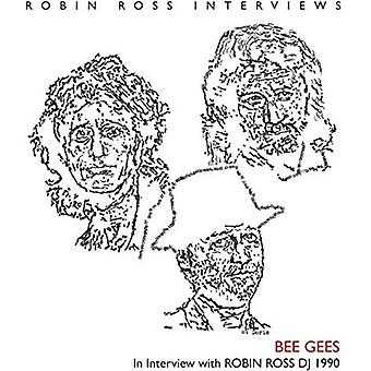 Bee Gees - Bee Gees-Interview 1990 [CD] USA importerer
