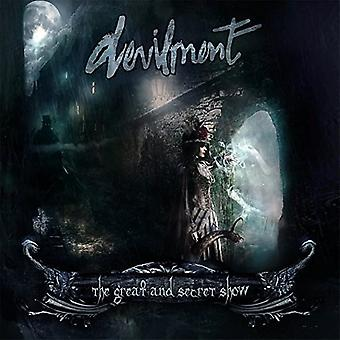 Devilment: Grande & Secret Show (limitata Digipak) (CD)