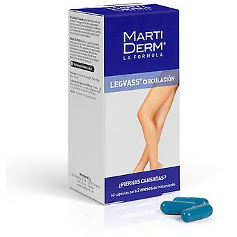 Martiderm Legvass for tired legs Capsules (Diet , Supplements)