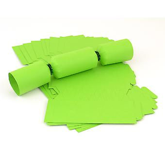 100 MINI Lime Green Make & Fill Your Own Cracker Boards