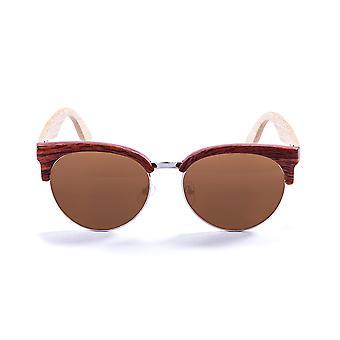 Mar las gafas de sol Unisex marrón