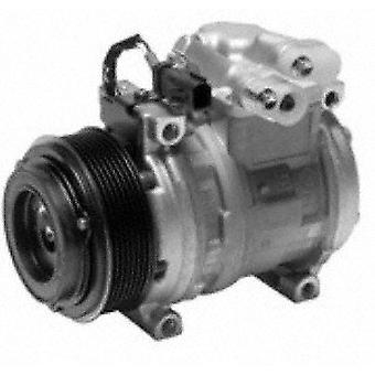 Denso 471-0355 New Compressor with Clutch