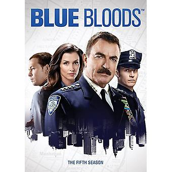 Blue Bloods: The Fifth Season [DVD] USA import