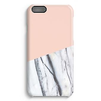 iPhone 6 Plus Full Print Case (Glossy) - A touch of peach
