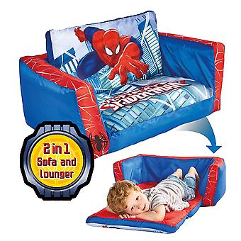 Spiderman inflatable sofa