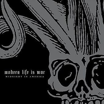 Moderne liv er krig - midnat i Amerika [CD] USA import