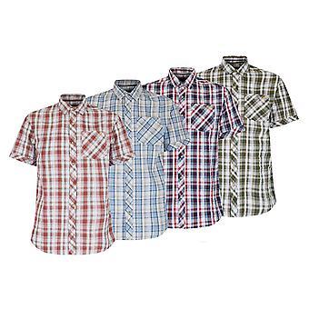 Regatta Herren Deakin Kurzarm Shirt