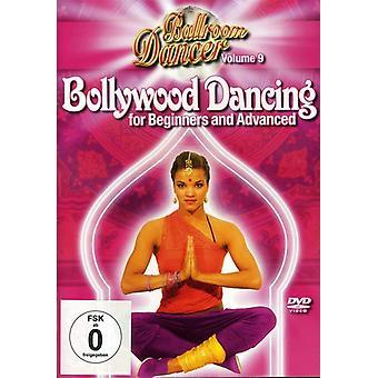 Vol. 9-Bollywood dans [DVD] USA importerer