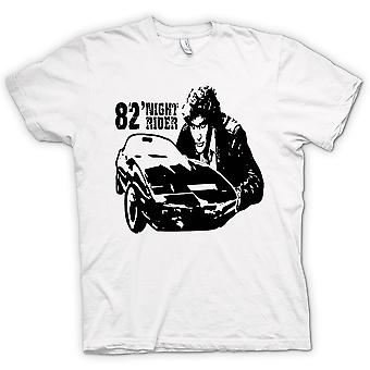 Womens T-shirt - Knight Rider 82 - Trans Am - Retro