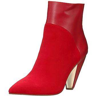 BCBGeneration Womens Lara Fabric Pointed Toe Ankle Fashion Boots