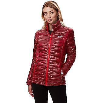 Regatta dame/damer Metallia vandafvisende isoleret jakke frakke
