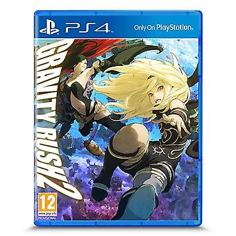 Gravity Rush 2 PS4 Game