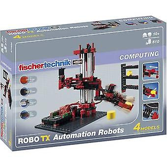 Science kit fischertechnik ROBOTICS TXT Automation Robots 511933 10 years and over