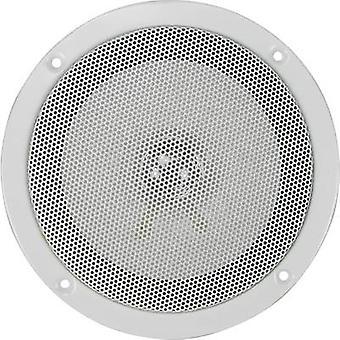 SpeaKa Professional SPE-150 Flush mount Lautsprecher 30 W 4-White 1 PC (s)