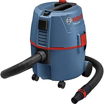 Bosch Professional GAS 20 L 060197B000 Wet/dry vacuum cleaner 1200 W 7.50 l Semi-automatic filter cleaning, Class L cer