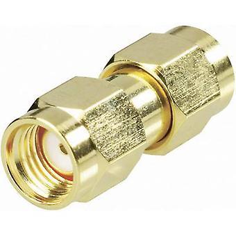 Adaptador de polaridad reversa SMA SMA reverse plug de polaridad - polaridad reversa SMA plug PC electrónica de BKL 0419020 1