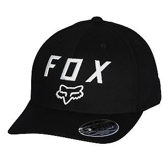 Fox Head 110 Flexfit Snapback Cap ~ Legacy Moth black/white