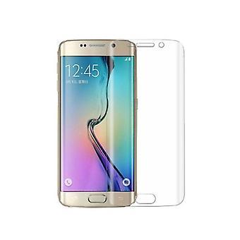 Материал сертифицирован® 10-Pack протектор Samsung Галактика S6 края экрана закаленного стекла фильм