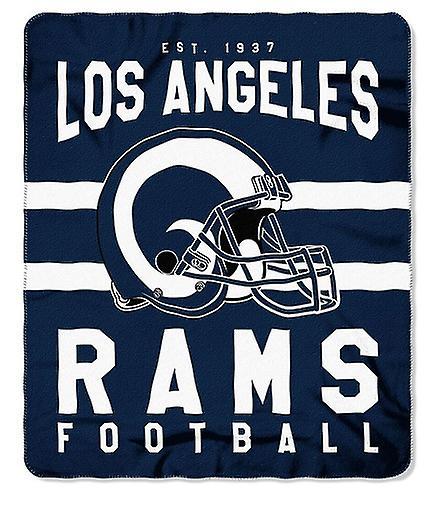 Angeles Rams Throw Nfl Northwest Fleece Los Team Stripe cS54j3LARq