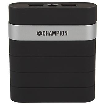 Champion Powerbank 10000 mAh 2 .1a Emergency charger