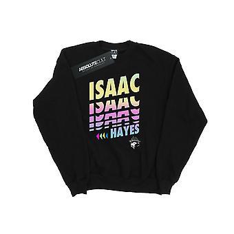 Isaac Hayes Men's Neon Neon Cut Sweatshirt
