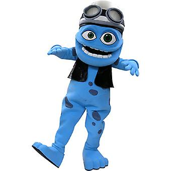 mascot SPOTSOUND of Crazy Frog, famous Monster clip