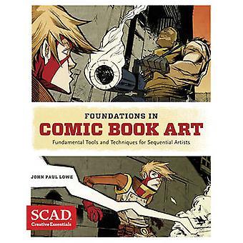 Foundations in Comic Book Art - SCAD Creative Essentials (Fundamental