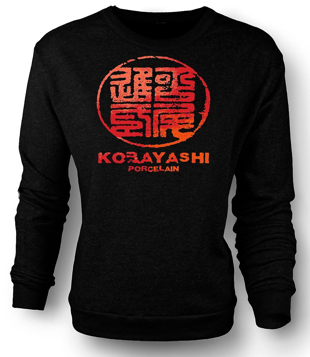 Mens Sweatshirt Kobayashi porcelaine - Unusual Suspects - film
