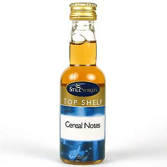 Still Spirits Cereal Notes