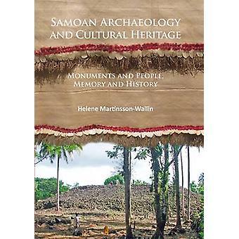 Samoan archéologie et patrimoine culturel - les Monuments et les gens - Memo