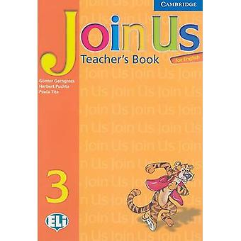 Join Us for English 3 Teacher's Book - Level 3 (Teacher's Edition) by