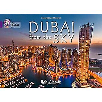 Collins Big Cat - Dubai vom Himmel: Band 08/lila