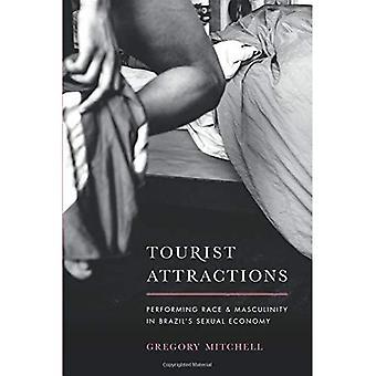 Turistattraktioner: Utför ras och manlighet i Brasiliens sexuell ekonomi