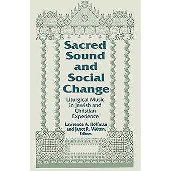 Il cambiamento sociale e suono sacro: musica liturgica in ebraico e l'esperienza di Christian
