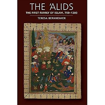 The 'Alids: The First Family of Islam, 750-1200