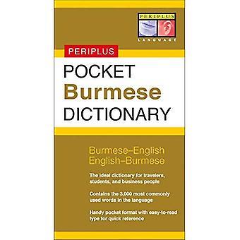 Periplus Pocket Burmese Dictionary: Burmese-English / English-Burmese (Periplus Pocket Dictionaries)