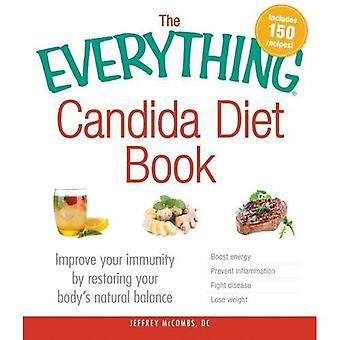 The Everything Candida Diet Book: Improve your immunity by restoring your body's natural balance (Everything (...