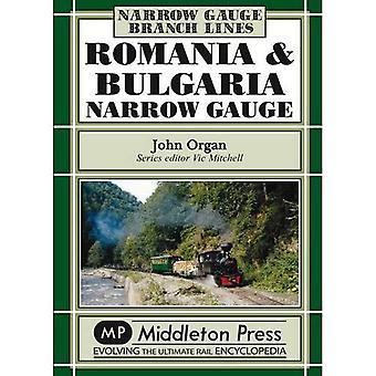 Romania and Bulgaria Narrow Gauge