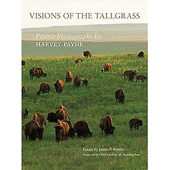 Visões do Tallgrass: Prairie fotografias por Harvey Payne (Charles M. Russell centro série sobre arte e fotografia de t)