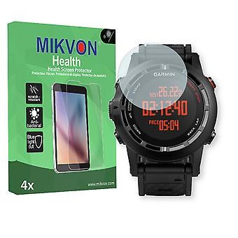 Garmin Fenix 2 Screen Protector - Mikvon Health (Retail Package with accessories)