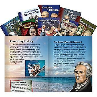 Spotlight on Alexander Hamilton 8-Book Set